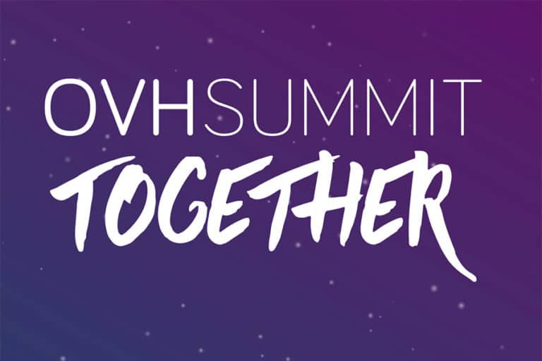OVH Summit together